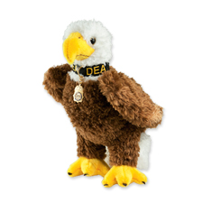 SPIRIT, PLUSH DEA EAGLE