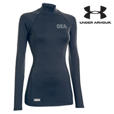 UA LADIES TACTICAL MOCK